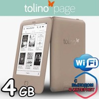Электронная книга Tolino Page eReader 4GB wifi- ENGLISH