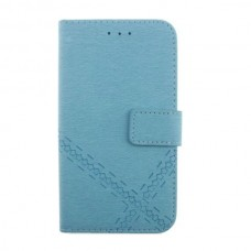 Чехол-книжка TOTO Book Universal cover Ineva 4.5'-5.0' Light Blue