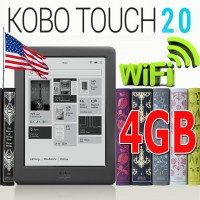 Электронная книга Kobo touch 2.0 4GB wifi- ENGLISH